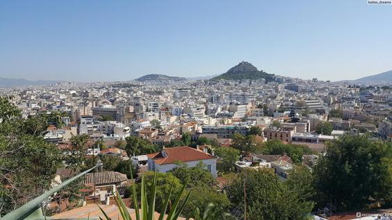 Офисное здание Здание с видом на Акрополь и Ликабетт в Греции, id ir1390, фото 1
