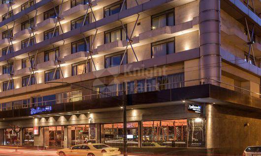 Офисное здание Коммерческое здание в Афинах в Греции, id ir1391, фото 2