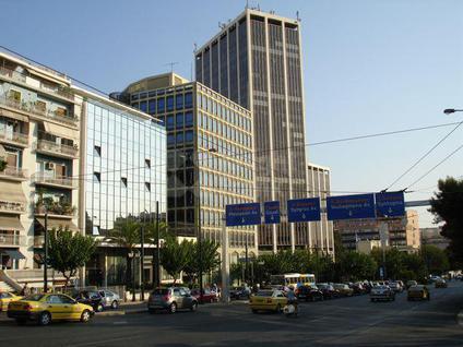 Офисное здание Коммерческое здание в Греции, id ir1392, фото 1