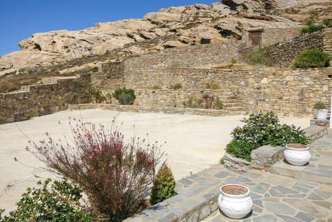 Дом Дом с видом на море в Греции, id ir1397, фото 4
