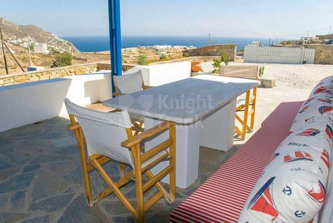 Дом Дом с видом на море в Греции, id ir1397, фото 2