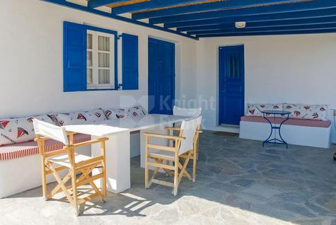 Дом Дом с видом на море в Греции, id ir1397, фото 3
