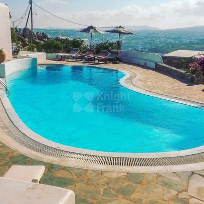 Вилла Вилла с видом на море в Греции, id ir1401, фото 3