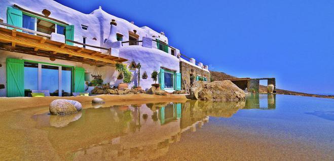 Вилла Эксклюзивный дом в Греции, id ir1420, фото 4