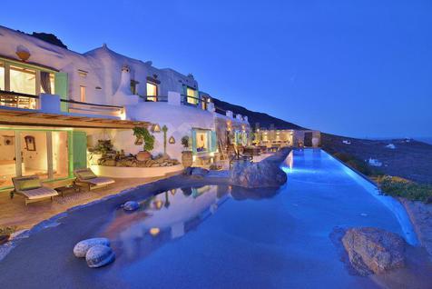 Вилла Эксклюзивный дом в Греции, id ir1420, фото 1