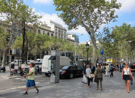 Торговое помещение Коммерческое помещение в центре Барселоны, id ir1435, фото 1
