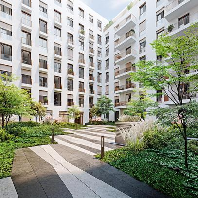 Квартира Квартира с 1 спальней в Берлине, id ir1444, фото 3