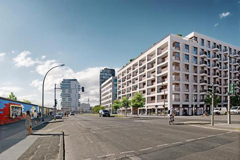 Квартира Квартира с 1 спальней в Берлине, id ir1444, фото 4