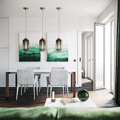 Апартаменты Квартира для семьи в Берлине, id ir1448, фото 3