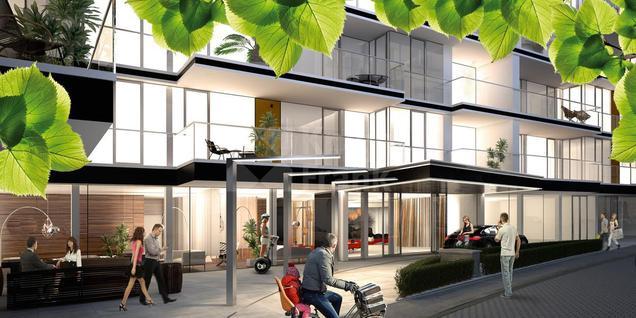 Новостройка Новый жилой комплекс в дипломатическом квартале, id ir1469, фото 2