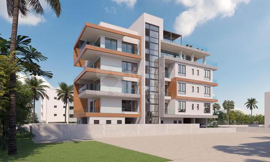 Новостройка Современные апартаменты рядом с морем, id ir1472, фото 1