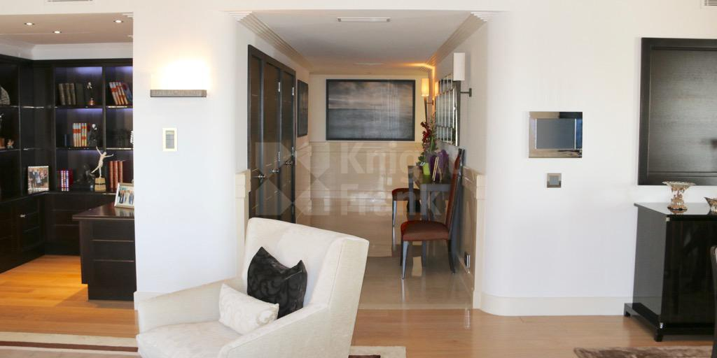 Апартаменты Пентхаус с видом на марину, id ir1490, фото 4