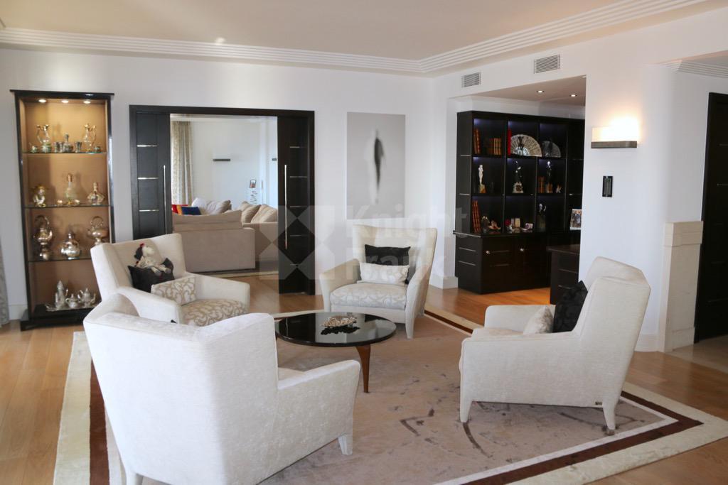 Апартаменты Пентхаус с видом на марину, id ir1490, фото 7