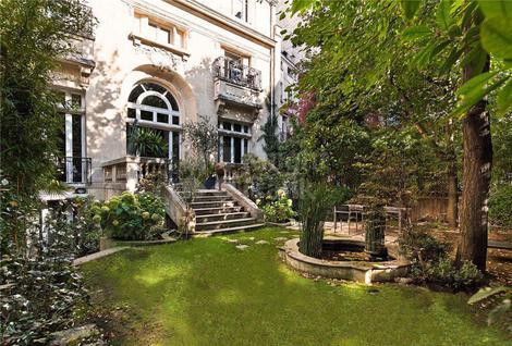 Апартаменты Двухуровневые апартаменты в Париже, id ir1503, фото 3