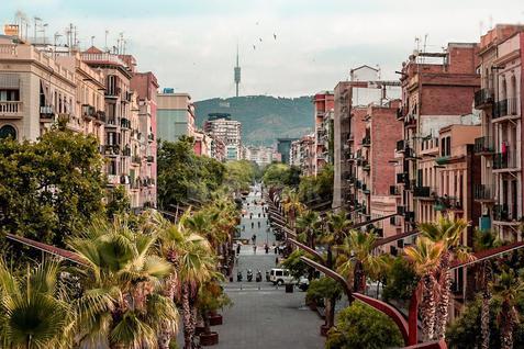 Стрит-ритейл Коммерческое помещение в Барселоне, id ir1510, фото 1