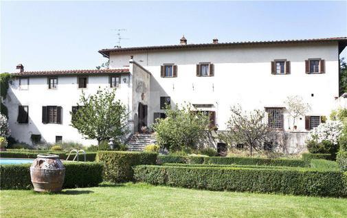 Вилла Историческая флорентийская вилла, id ir1519, фото 3