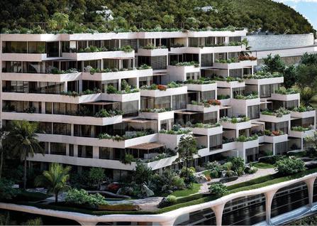 Апартаменты Видовые апартаменты в новом жилом комплексе, id ir1525, фото 4