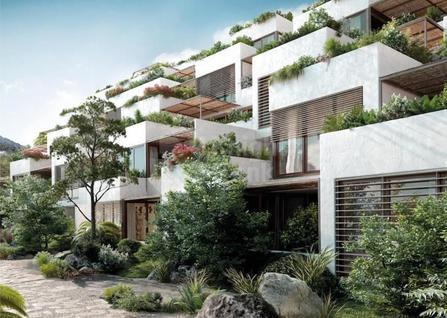 Апартаменты Видовые апартаменты в новом жилом комплексе, id ir1525, фото 2