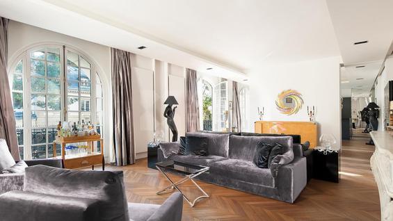 Апартаменты Апартаменты с видом на Люксембургский сад, id ir1530, фото 1