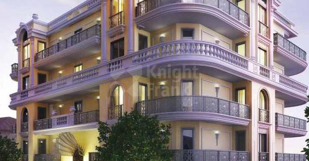 Апартаменты Апартаменты в современном жилом комплексе, id ir1536, фото 3