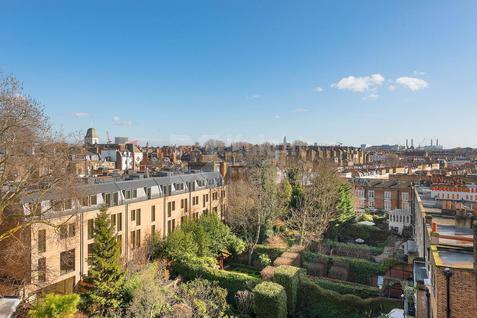 Пентхаус Пентхаус в сердце Найтсбриджа в Лондоне, id ir1550, фото 2