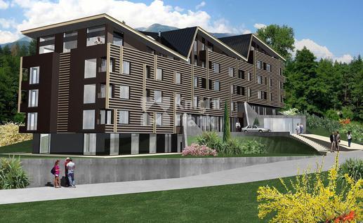 Отель/бутик-отель Девелопмент отеля на горнолыжном курорте, id ir1559, фото 2