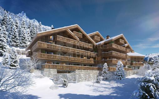 Новостройка Эксклюзивный проект в Альпах, id ir1608, фото 1