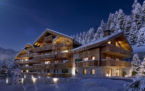 Новостройка Эксклюзивный проект в Альпах, id ir1608, фото 2