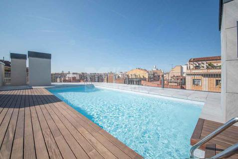 Апартаменты Апартаменты в новом жилом комплексе в центре Барселоны, id ir1617, фото 4