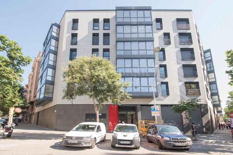 Апартаменты Апартаменты в новом жилом комплексе в центре Барселоны, id ir1617, фото 1