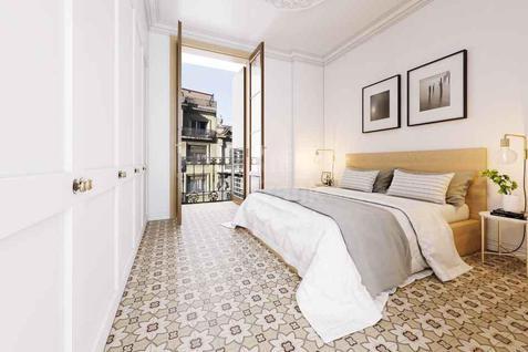 Апартаменты Солнечные апартаменты в Барселоне в Испании, id ir1620, фото 4