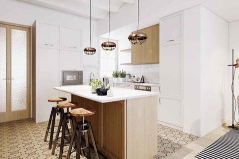 Апартаменты Солнечные апартаменты в Барселоне в Испании, id ir1620, фото 3