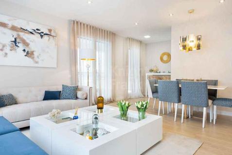 Новостройка Апартаменты в новом комплексе на побережье, id ir1621, фото 4