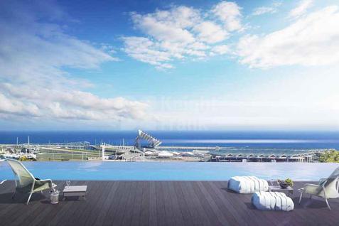 Новостройка Апартаменты в новом комплексе на побережье, id ir1621, фото 2