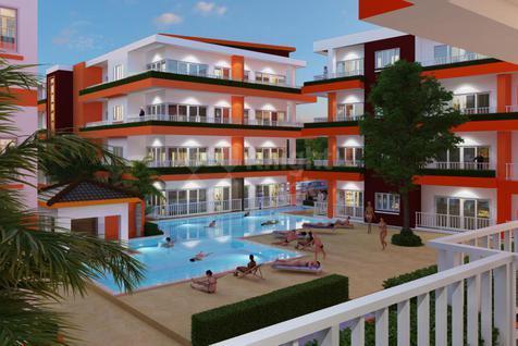 Новостройка Апартаменты в новом комплексе под гостиничным управлением, id ir1632, фото 3