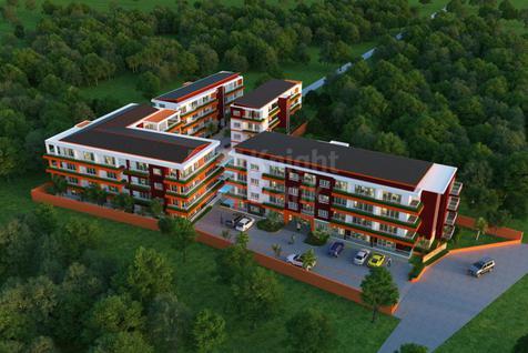 Новостройка Апартаменты в новом комплексе под гостиничным управлением, id ir1632, фото 2