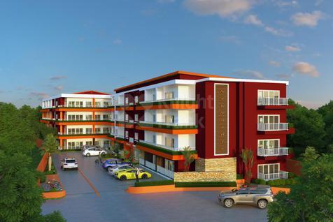 Новостройка Апартаменты в новом комплексе под гостиничным управлением, id ir1632, фото 4