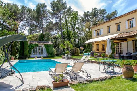 Вилла Вилла в Вальбонн с роскошным садом и бассейном, id ir1645, фото 3