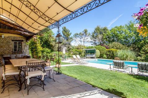 Вилла Вилла в Вальбонн с роскошным садом и бассейном, id ir1645, фото 2