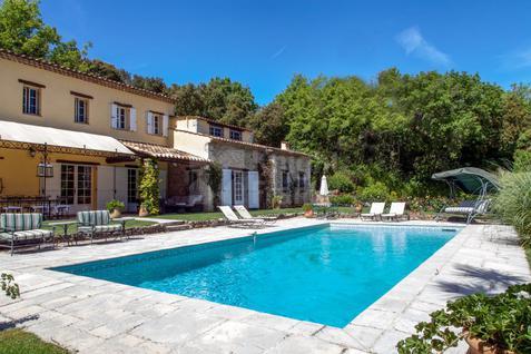 Вилла Вилла в Вальбонн с роскошным садом и бассейном, id ir1645, фото 4