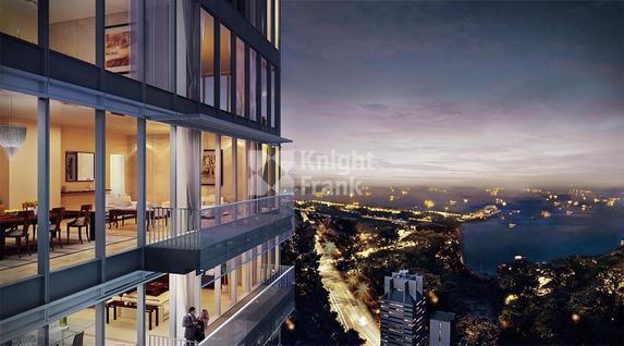 Новостройка Резиденции в небоскребе в Сингапуре, id ir1663, фото 3