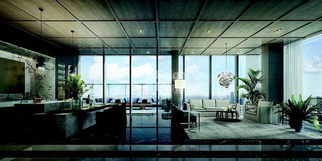Новостройка Резиденции в небоскребе в Сингапуре, id ir1663, фото 2