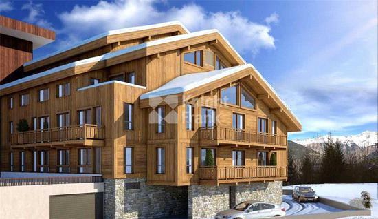 Новостройка Апартаменты в новой резиденции в Куршевеле, id ir1686, фото 3