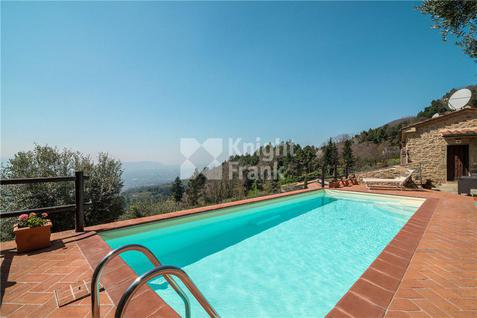 Дом Дом с панорамным видом в Тоскане, id ir1687, фото 2