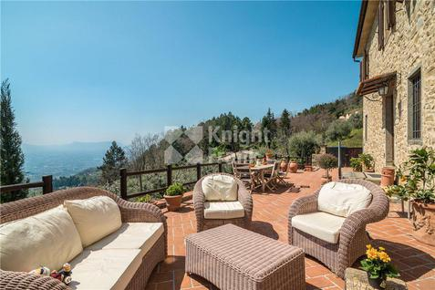 Дом Дом с панорамным видом в Тоскане, id ir1687, фото 3