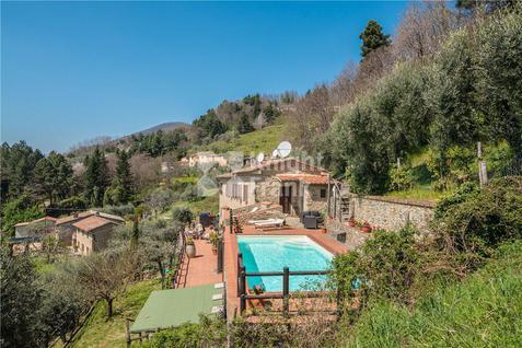 Дом Дом с панорамным видом в Тоскане, id ir1687, фото 4