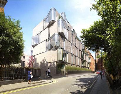 Новостройка Новый эксклюзивный жилой комплекс в Лондоне, id ir1700, фото 1
