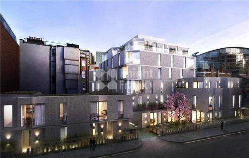 Новостройка Новый эксклюзивный жилой комплекс в Лондоне, id ir1700, фото 2