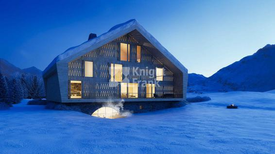 Новостройка Шале на горнолыжном курорте в Андерматте, id ir1725, фото 4