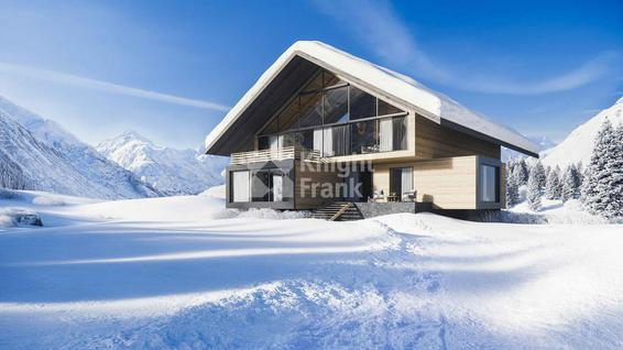 Новостройка Шале на горнолыжном курорте в Андерматте, id ir1725, фото 1